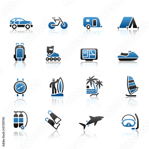 Vacation, Recreation & Travel, icons set.(7).jpg