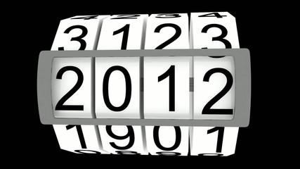 Kalenderrolle 2012