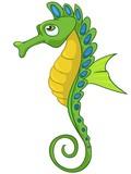 Cartoon Character Seahorse poster