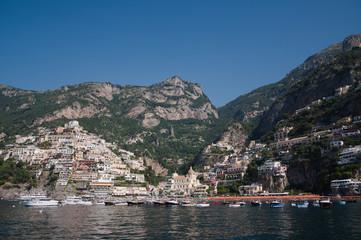 Positano and amalfi coast