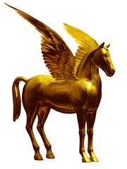 stehender Pegasus