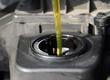 Riempimento olio motore