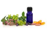 Fototapety Alternative Herb Therapy