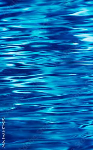 Leinwanddruck Bild Water Texture