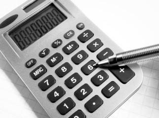 Number six  calculator