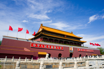 Gate of Heavenly Peace (Tiananmen)