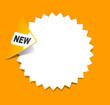 newsletter, realistic design elements