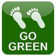 Button - Go Green