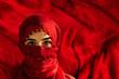 Fototapeten,frau,kopftuch,bedeckt,muslim