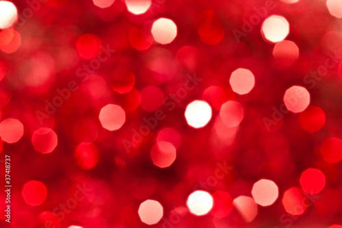 Glitterhintergrund rot