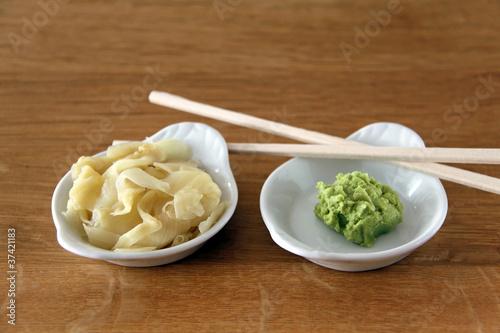 gari und wasabi