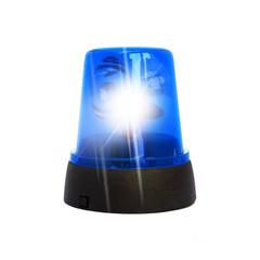 Gyrophare bleu