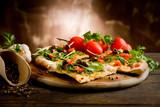 Fototapety Pizza Vegetariana