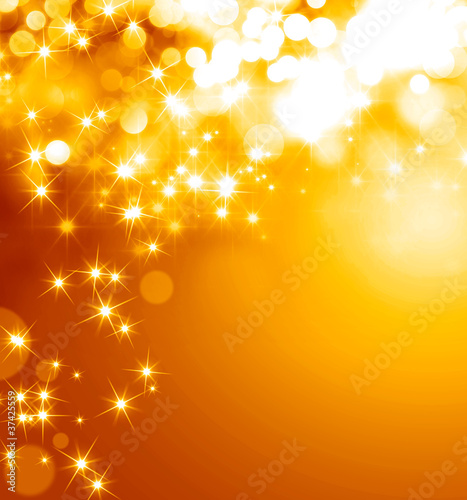 bright gold effect background