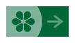 signe, symbole, picto, logo, flèche, fleur, parc, fleuriste