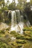 El Nicho waterfall. Guamuhaya