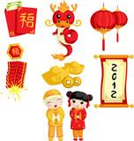 Fototapety Chinese New Year