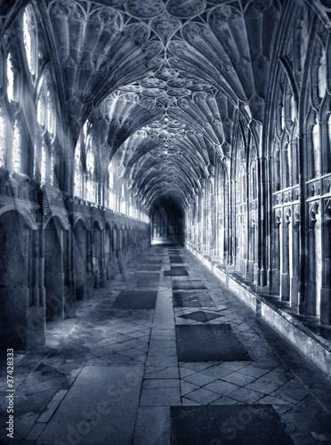 Gothic Interior - 37428333