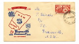 Vintage australian first day cover