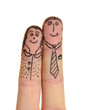 Fingers couple