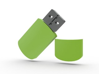 3d Icon USB