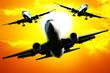 Постер, плакат: flotta aerea fleet