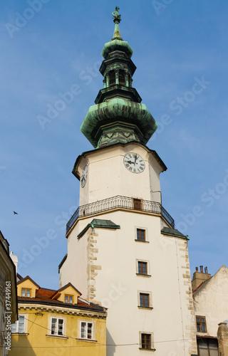 Michael's Tower Bratislava, Slovakia