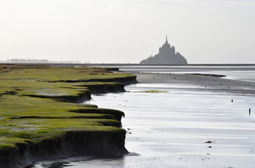The Mont-Saint-Michel