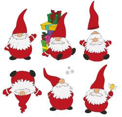 Wichtel, Weihnachten, Weihnachtsmann, Nikolaus, Santa