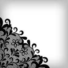 Lace pattern background