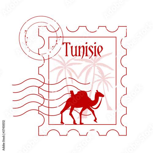 timbre tunisie de jennyb79 fichier vectoriel libre de