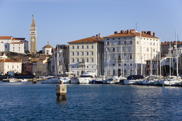 Port of Piran, Slovenia