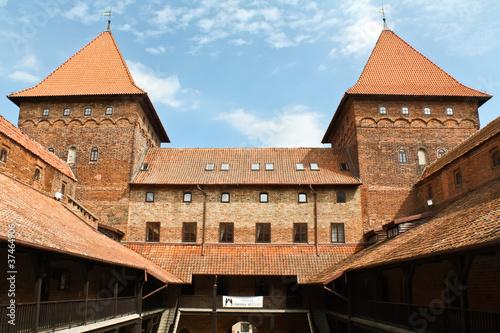 Zamek w Nidzicy, Polska - 37464906