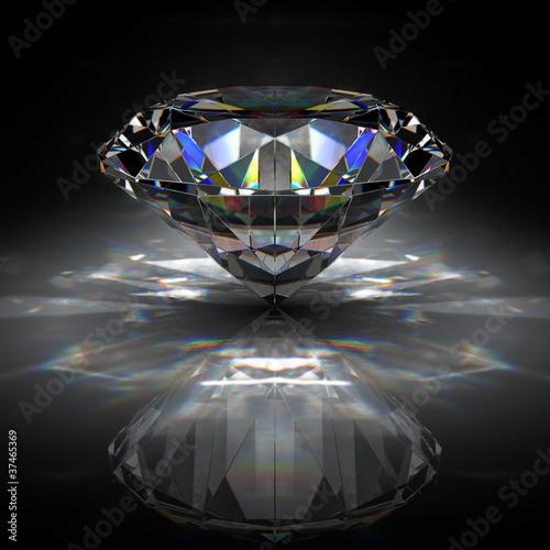 Brilliant diamond - 37465369