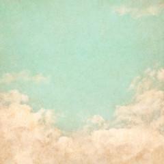 Vintage Grunge Sky
