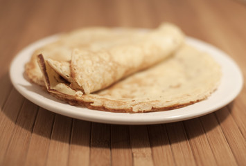 bouquette crêpe