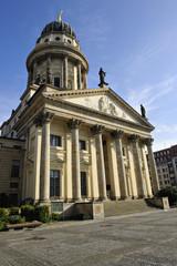 Französischer Dom or French Cathedral in Berlin