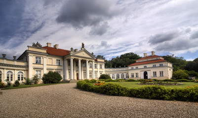 Śmiełowo Palace in Greater Poland