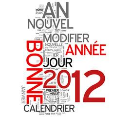 2012 Bonne Année