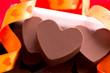 バレンタインデーの手作りチョコプレゼント