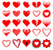 Heart Icons and Valentine Icons