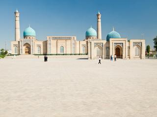 THE KHOSTU IMAM COMPLEX and MOSQUE, in Tashkent, Uzbekistan