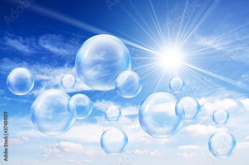 sun bubbles