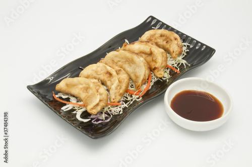 Fried Dumplings Chinese Style