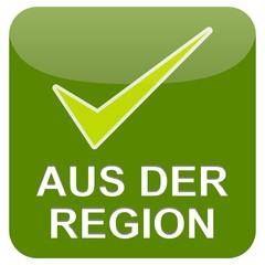 Button Grün - Aus der Region