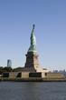 On the Way to Miss Liberty, New York, USA