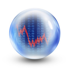 glass ball shares