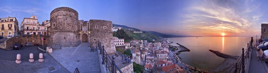 Pizzo Calabro, castello Murat