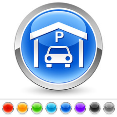 Autoparkplatz
