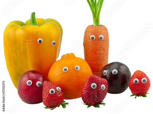 partenaires santé : fruits et légumes